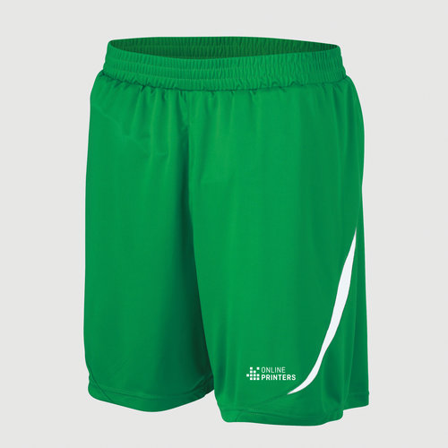 grön / vit