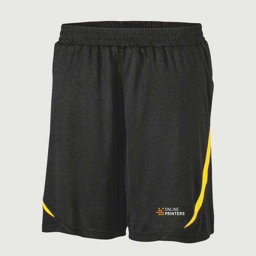 svart / gul