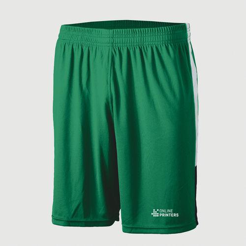 grön / vit / svart